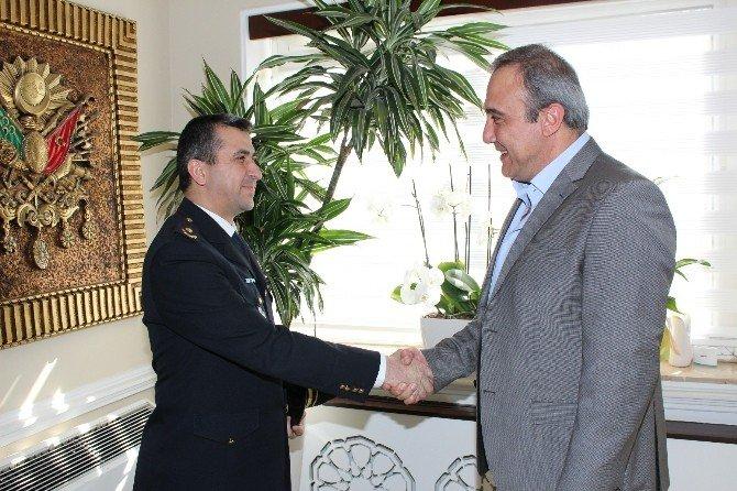 Başkan Karaçoban'dan Polis Teşkilatına Kutlama