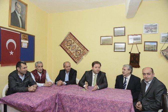 Başkan Kılıç, Ardahanlılarla Buluştu
