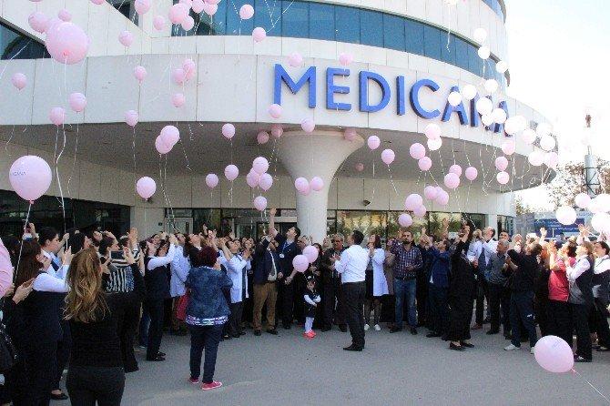Medicana Konya Hastanesi'nden Kanser Haftası Etkinliği