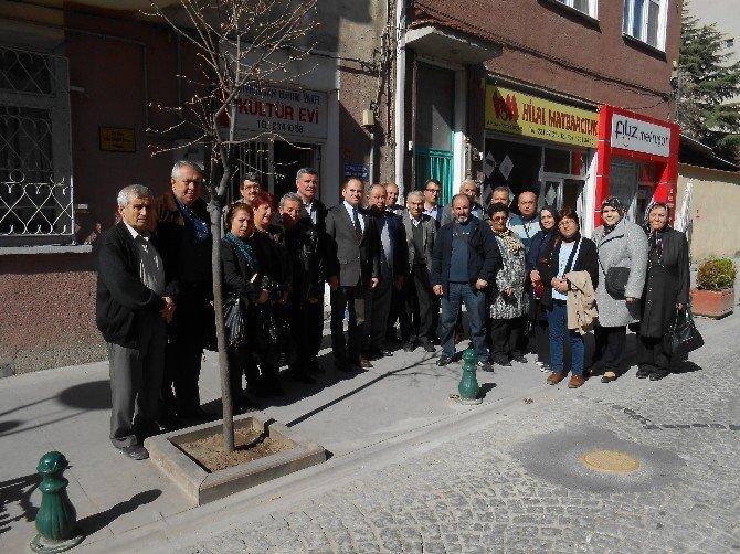 MHP'den Sivrihisarlılar Derneği'ne Şiirli Ziyaret