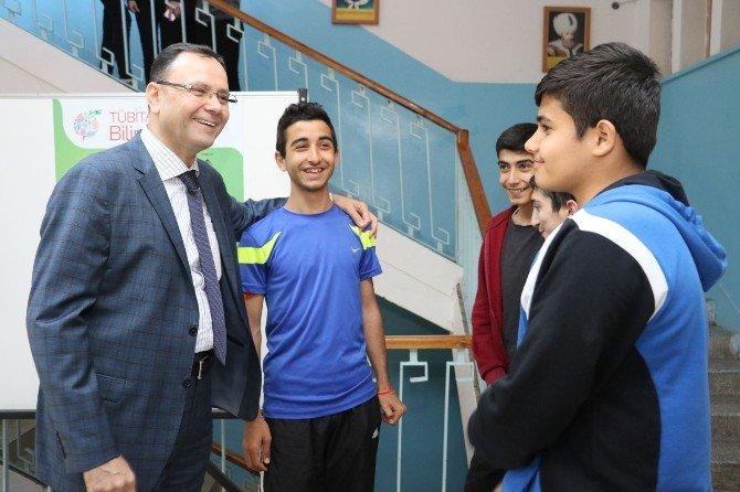 MTSO, Meslek Lisesi Öğrencilerine Matematiği Ve İngilizce'yi Sevdirecek