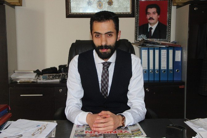 Anadolu Basın Birliği Erzurum Şube Başkanlığı'na Çakır Seçildi