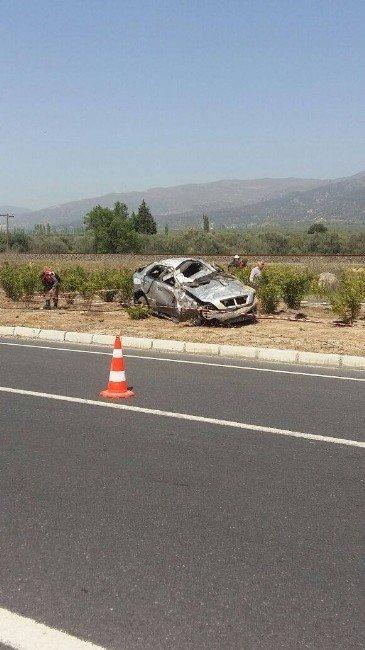 Kuyucakta Trafik Kazası; 2 Ölü