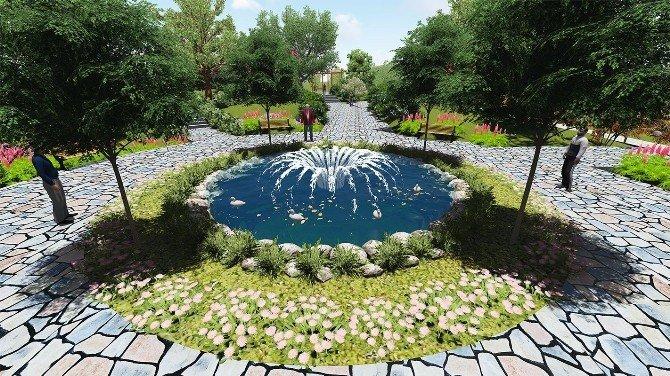 Nazilli'ye Botanik Park Yapılacak