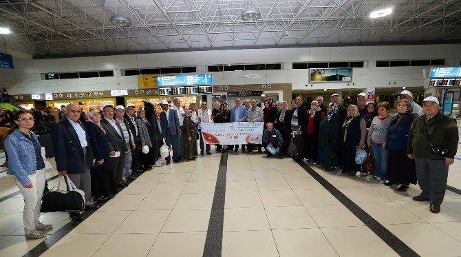 Başkan Gürlesin Gazileri Kuzey Kıbrıs'a Götürdü