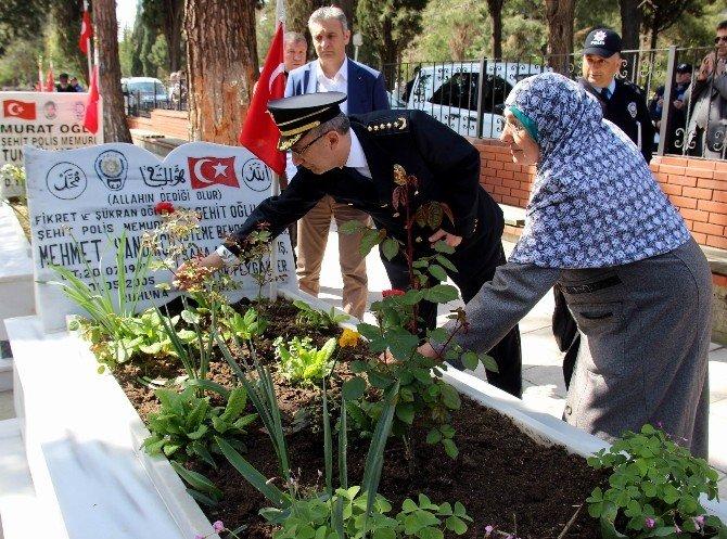 Samsun'da Polis Haftası Etkinlikleri