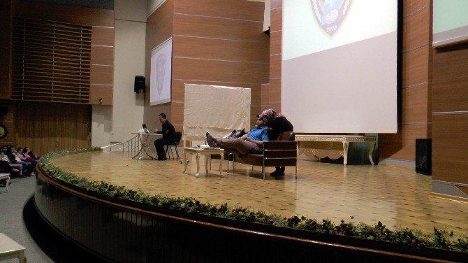 Polis Haftası Kapsamında Tiyatro Gösterimi Yapıldı