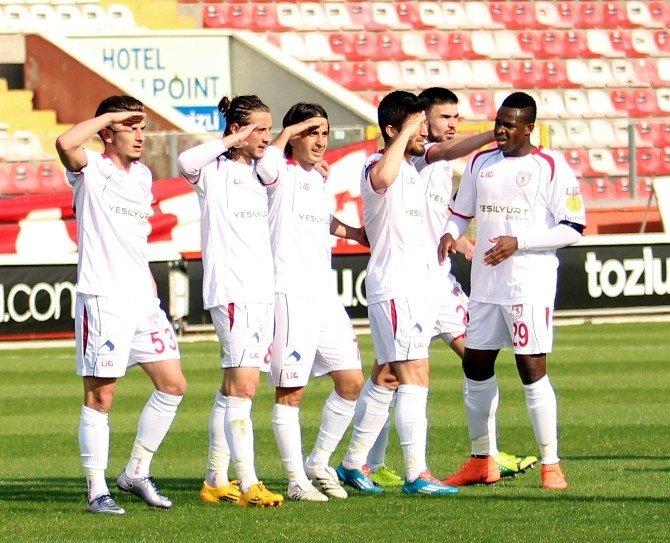 Adanaspor Ve Samsunspor 46. Randevuya Çıkıyor