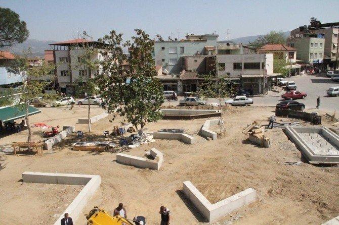 Süleyman Demirel Parkı Ihlamur Ağaçlarıyla Güzelleşecek