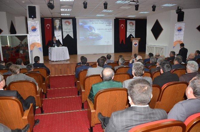 AR-GE Reform Paketi Ve 4. Sanayi Devrimi Toplantısı