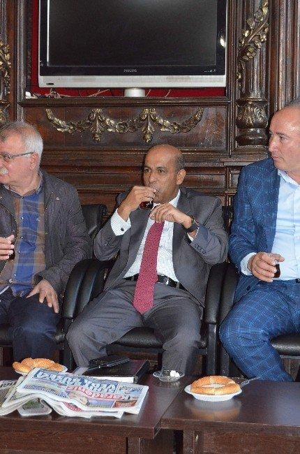 Sri Lanka'nın Türkiye Büyükelçisi Amza'dan Türkiye'nin Terörle Mücadelesine Tam Destek