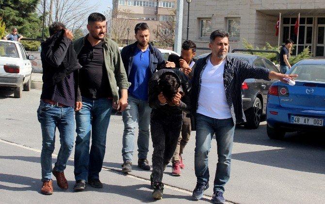 Telefon Dolandırıcıları Tutuklandı