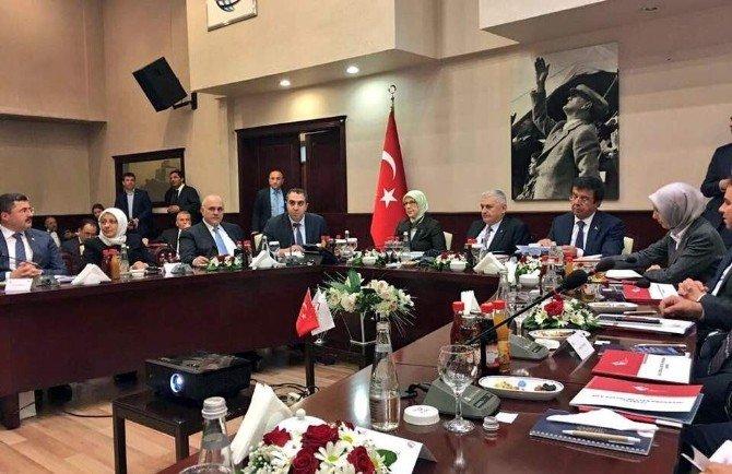 Milletvekili Şükrü Nazlı, 'Genişletilmiş Ege Bölgesi Çalışma Toplantısı'na Katıldı