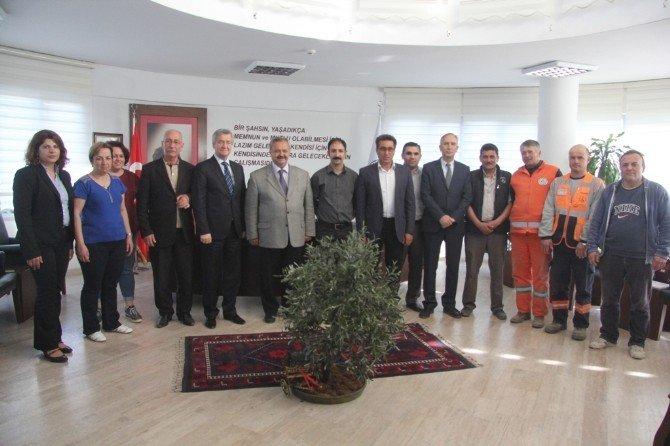 Burhaniye Belediyesinde Toplu İş Sözleşmesi