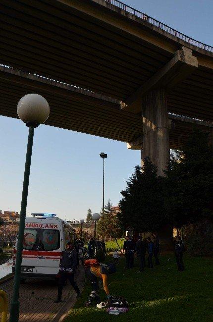 Trabzon'da İntihar