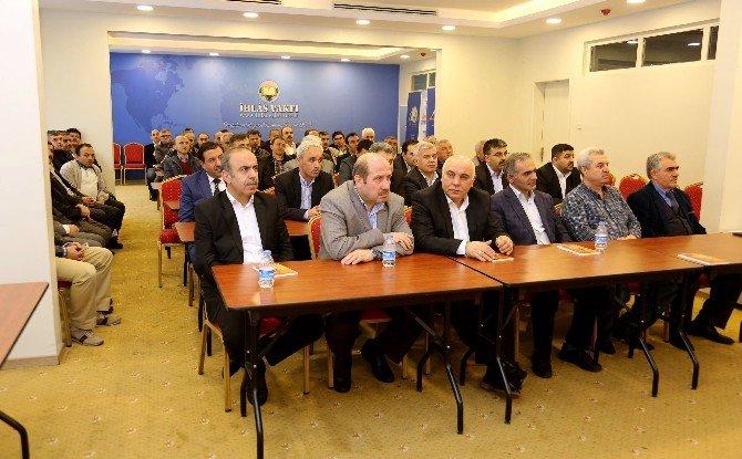 Türkiye Gazetesi İstanbul Bölge Müdürleri Buluştu