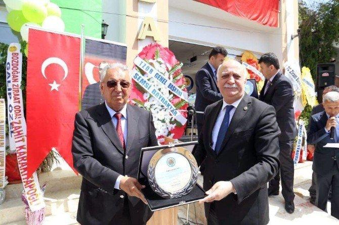 """TZOB Başkanı Bayraktar: """"Üretici Öldürülerek Sanayi Gelişmez"""""""
