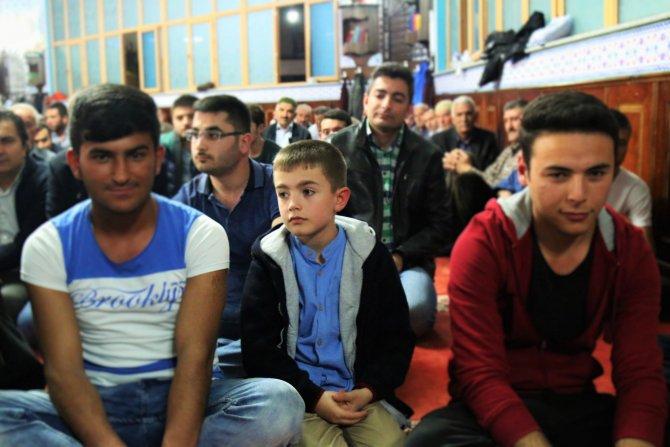 Kırşehir'de Regaip Kandili coşku ile karşılandı