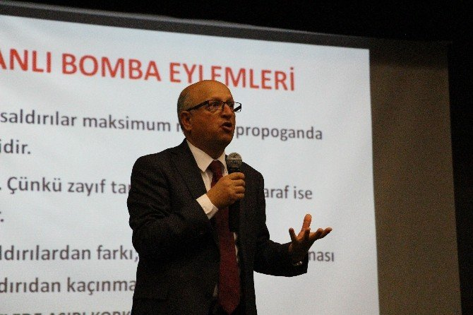 """Özcan: """"Orta Doğu'da Terörizm Ermeni Terörü Olarak Başladı"""""""