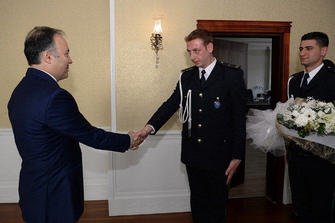 Polis Teşkilatının Kuruluşunun 171.yıldönümü Değişik Etkinliklerle Kutlanıyor