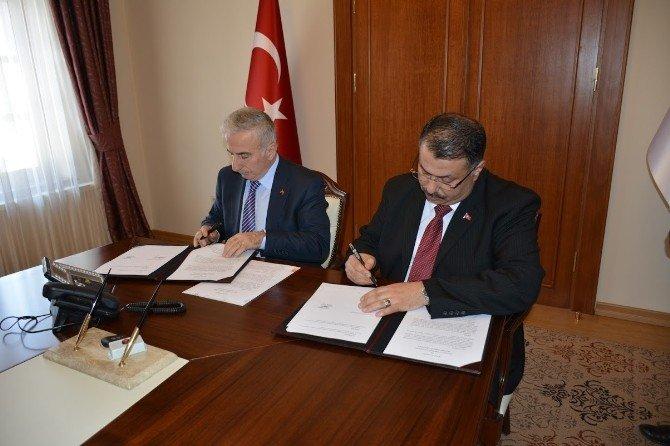 Denetimli Serbestlik Protokolü İmzalandı