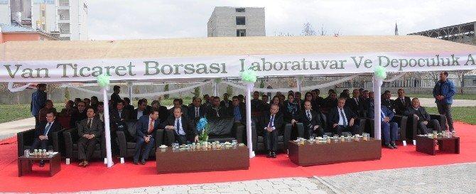 Toprak Bitki Ve Sulama Suyu Analiz Laboratuvarı Açıldı