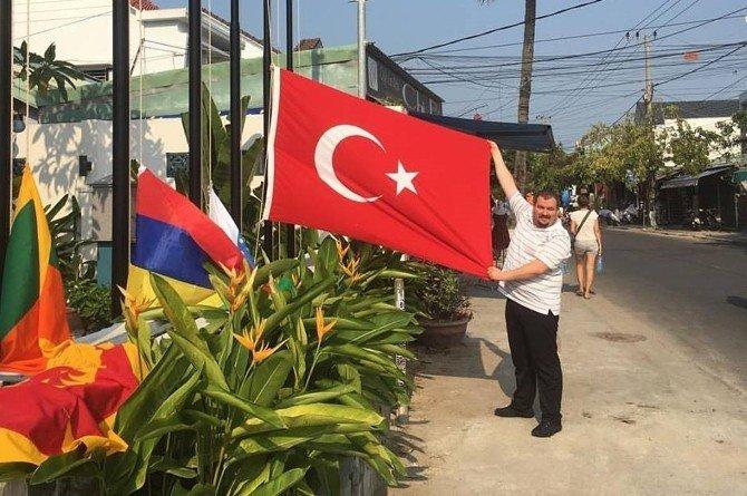 Vietnam Mutfağında ADÜ Rüzgarı Esti