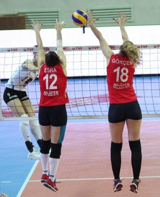 Voleybol Bayanlar 1. Lig