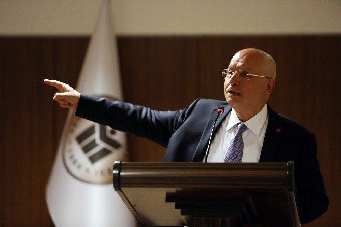 """Yenimahalle Belediye Başkanı Yaşar: """"Boyumu Geçecek Suya Girmem"""""""