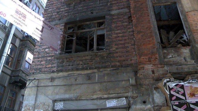 Beyoğlu'nda Tarihi Binalara Basit Tadilat İzni Almak Artık Çok Kolay