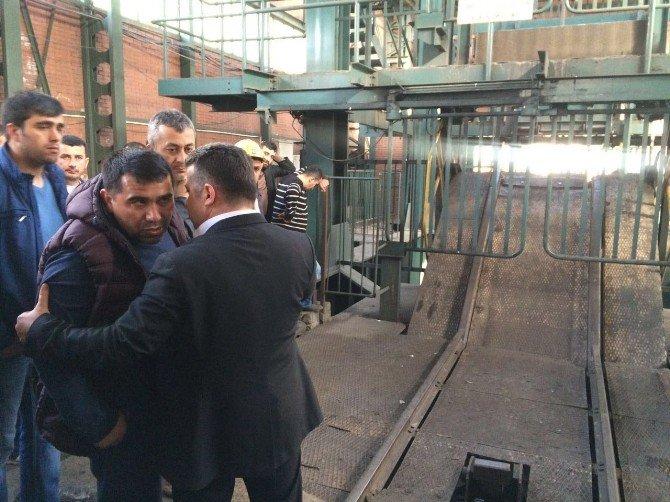 Zonguldak'ta Maden Kazası: 1 İşçi Göçük Altında Kaldı