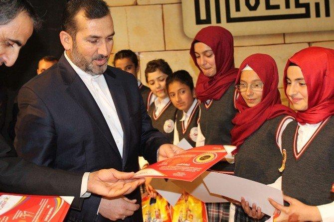 Uluslararası Arapça Yarışmasının Finali Yapıldı