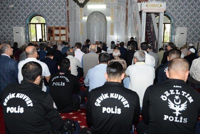 Şehit Polisler İçin Mevlit Okutuldu