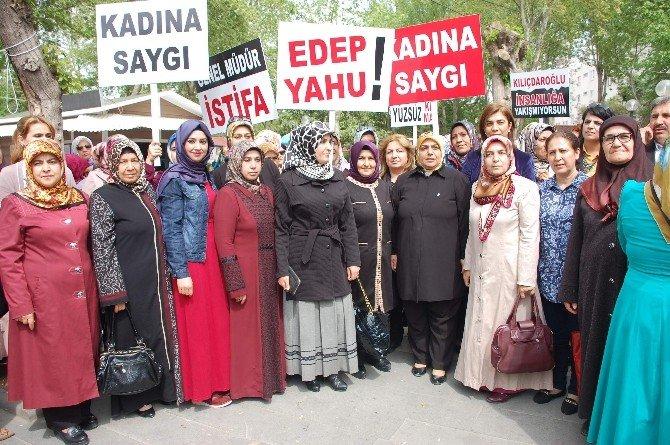 AK Parti Kadın Kollarından Kılıçdaroğlu'na Tepki