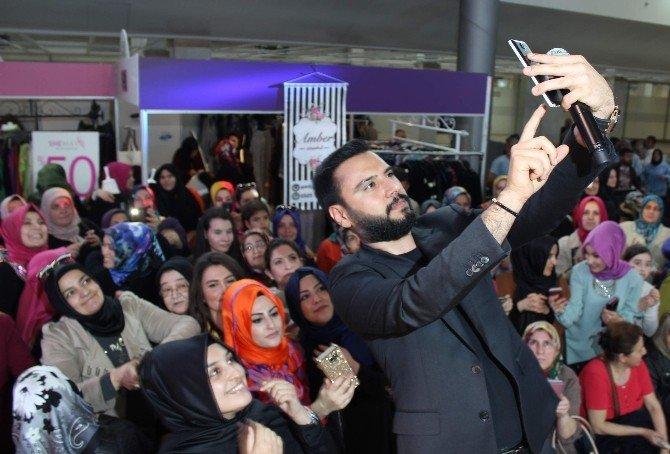 Alişan Sahnede Selfie Çekilmekten Şarkı Söyleyemedi