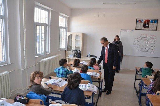 Suriyeli Yetim Çocuklar Eğitim Yuvalarına Kavuştular