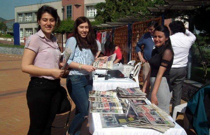 Aydın'da Gazeteci Çalıştayı Devam Ediyor