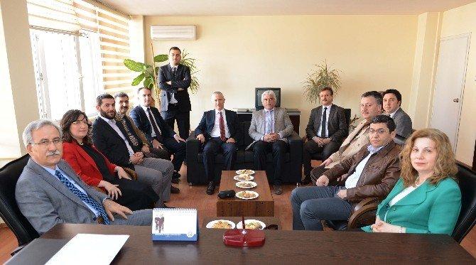 BÜ MYO Müdürlüğüne Doç. Dr. Semra Saraçoğlu Çelik Atandı