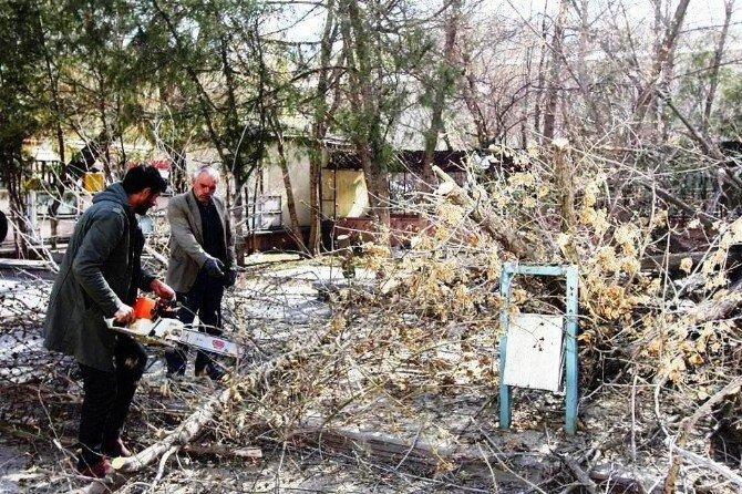 Bayburt Belediyesi Yeni Sezonda Hız Kesmiyor