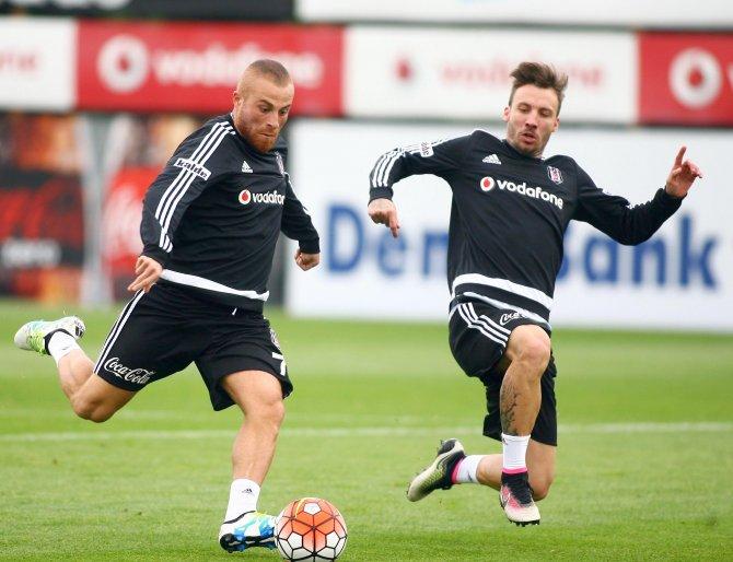 Beşiktaş, Bursaspor maçı hazırlıklarını sürdürüyor