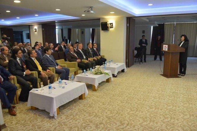 2. Bölge İstişare Ve Değerlendirme Toplantısı İğneada'da Yapıldı