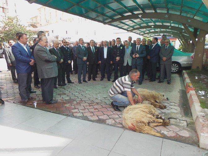 Çarşamba'da Polis Haftası Etkinlikleri