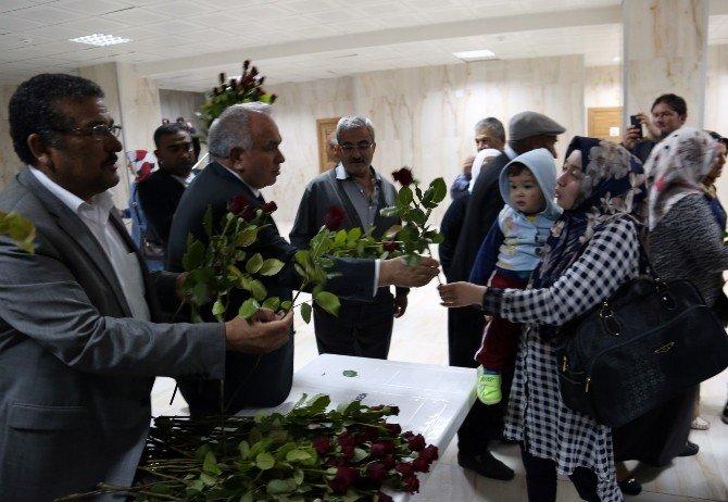 Erdemli 'De Regaip Kandili Özel Programına Yoğun İlgi