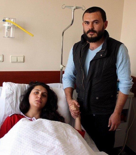 """O SES Türkiye Yarışmacısı Nur Cennet Uçar: """"Bacağıma Alkol Bastılar"""""""