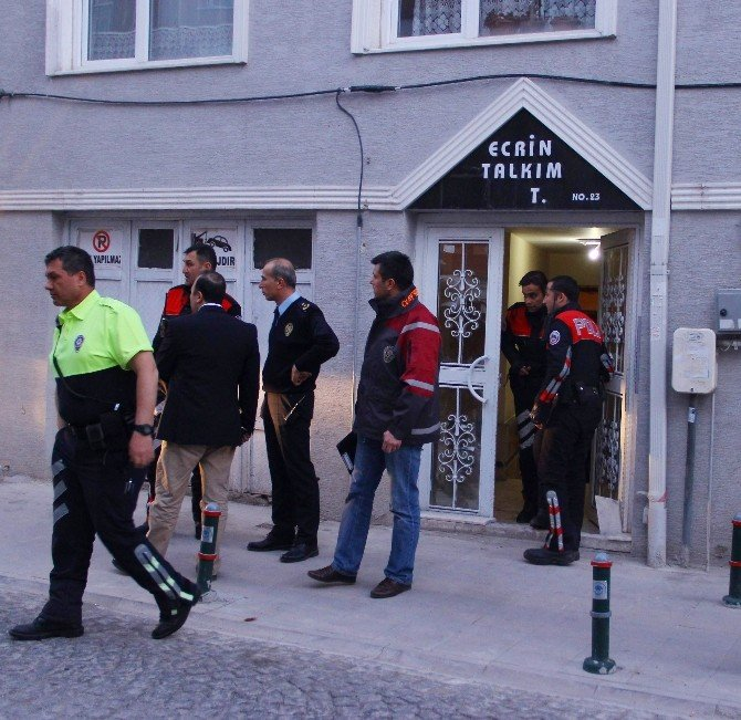 Eskişehir'de Polis Memuru İntihar Etti