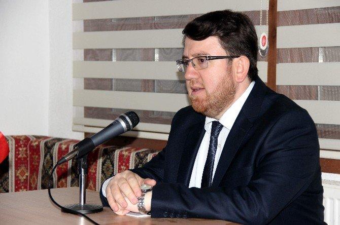 Evliya Çelebi Eğitim Merkezi Müdürü Fatih Karazeybek, Birlik Vakfı'nın Konuğu Oldu