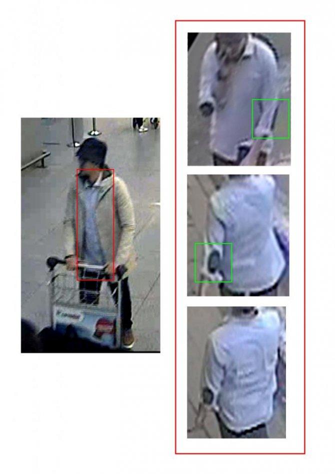 'Şapkalı terörist' yakalandı iddiası