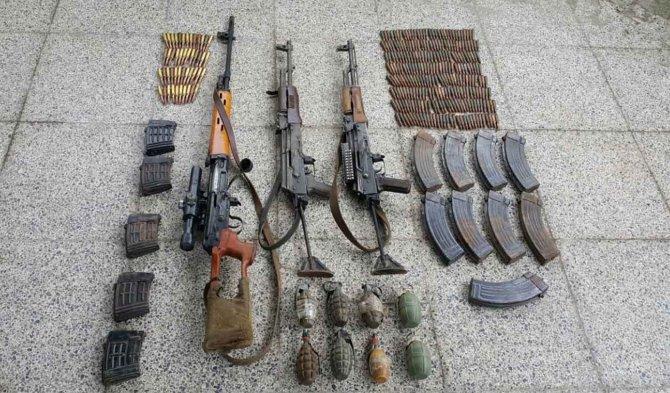 TSK: 13 bölücü terör örtügü mensubu etkisiz hale getirildi