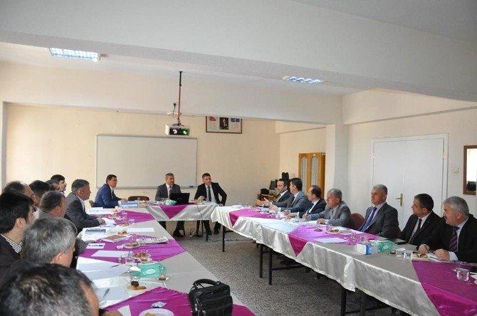 Halk Eğitim Merkezi Müdürleri Fatsa'da Toplandı