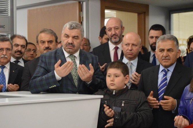 Kadud Hukuk Bürosu Açılışı Yapıldı